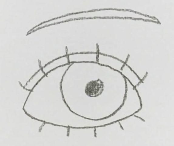 之前-眼睛-学员绘画前后对比.jpg插图