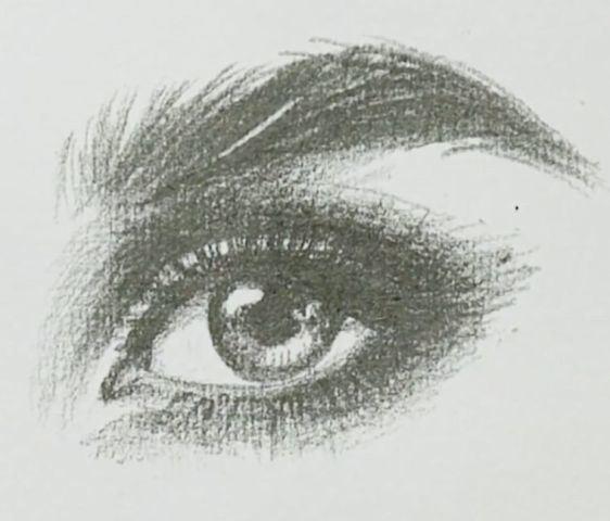 之后-眼睛-学员绘画前后对比.jpg插图(1)